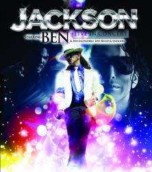 """<h2><Font color=""""#5D87A1"""">Jackson Live in Concert"""