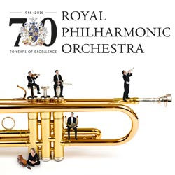 "<h2><Font color=""#5D87A1"">Royal Philharmonic Orchestra<br></h2>Beethoven: Symphony No. 7<br><br>"