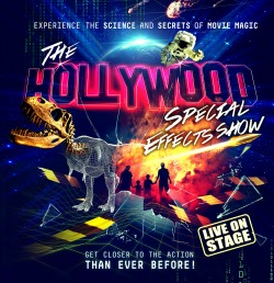 "<h2><Font color=""#5D87A1"">The Hollywood Special Effects Show"