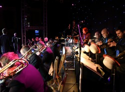 "<h2><Font color=""#5D87A1"">The Nick Ross Orchestra present Sounds of the Glenn Miller Era"