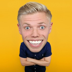 "<h2><Font color=""#5D87A1""> Rob Beckett - Mouth of the South"