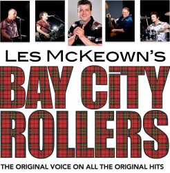 "<h2><Font color=""#5D87A1"">Les McKeown's Bay City Rollers"