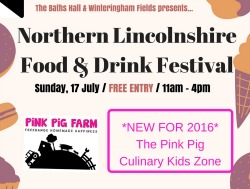 """<h2><Font color=""""#5D87A1"""">Northern Lincolnshire Food and Drink Festival"""