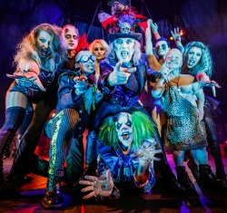 "<h2><Font color=""#5D87A1"">Circus of Horrors"