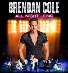 "<h2><Font color=""#5D87A1"">Brendan Cole - All Night Long"