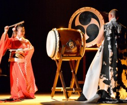 "<h2><Font color=""#5D87A1"">Taiko Night"