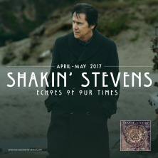"<h2><Font color=""#5D87A1"">Shakin' Stevens - Echoes Of Our Times"