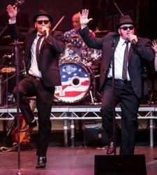 "<h2><Font color=""#5D87A1"">Chicago Blues Brothers"
