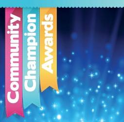 """<h2><Font color=""""#5D87A1"""">Community Champion Awards 17"""