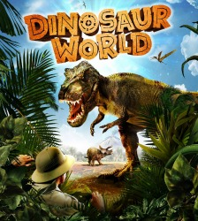 "<h2><Font color=""#5D87A1"">Dinosaur World"
