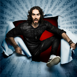 "<h2><Font color=""#5D87A1"">Russell Brand"