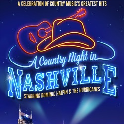 "<h2><Font color=""#5D87A1"">A Country Night in Nashville"