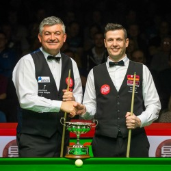 "<h2><Font color=""#5D87A1"">World Seniors Snooker"