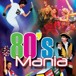 "<h2><Font color=""#5D87A1"">80's Mania"