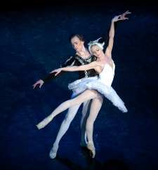 "<h2><Font color=""#5D87A1"">Swan Lake<br></h2>Performed by the Saint Petersburg Classic Ballet<br><br>"