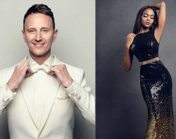 "<h2><Font color=""#5D87A1"">An Audience with Ian Waite and Oti Mabuse"