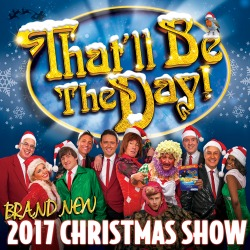 """<h2><Font color=""""#5D87A1"""">That'll Be The Day - The Christmas Show"""
