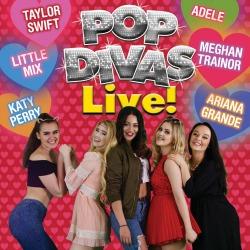 """<h2><Font color=""""#5D87A1"""">Pop Divas Live!"""