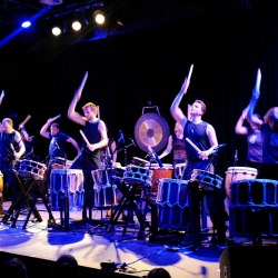 """<h2><Font color=""""#5D87A1"""">Humber Taiko Festival 2017: Tomoe"""