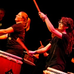 """<h2><Font color=""""#5D87A1"""">Humber Taiko Festival 2017: Taiko Night"""