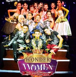 "<h2><Font color=""#5D87A1"">Ladyboys of Bangkok"