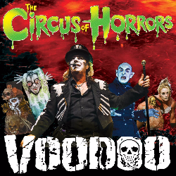 """<h2><Font color=""""#5D87A1"""">Circus of Horrors"""