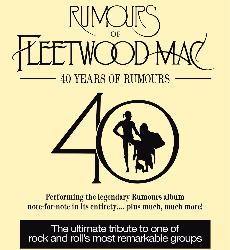"""<h2><Font color=""""#5D87A1"""">Rumours of Fleetwood Mac"""