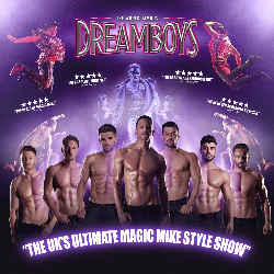 "<h2><Font color=""#5D87A1"">The Dreamboys"