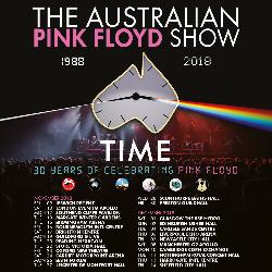 """<h2><Font color=""""#5D87A1"""">The Australian Pink Floyd Show"""