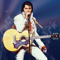"<h2><Font color=""#5D87A1"">A Vision of Elvis"
