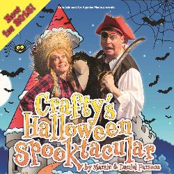 "<h2><Font color=""#5D87A1"">Crafty's Halloween Spooktacular"