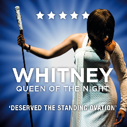 """<h2><Font color=""""#5D87A1"""">Whitney Queen of the Night"""