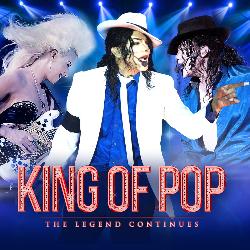 "<h2><Font color=""#5D87A1"">The King of Pop"