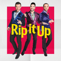 """<h2><Font color=""""#5D87A1"""">Rip It Up Tour The 60s<br></h2>Featuring Aston Merrygold, Harry Judd and Lew Smith<br><br>"""