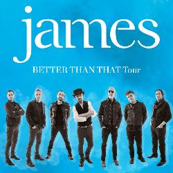 """<h2><Font color=""""#5D87A1"""">James - Better Than That Tour"""