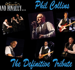 """<h2><Font color=""""#5D87A1"""">And Finally... Phil Collins"""