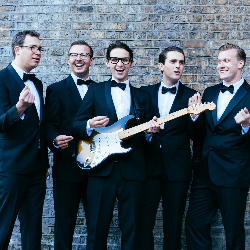 """<h2><Font color=""""#5D87A1"""">Buddy Holly and The Cricketers"""
