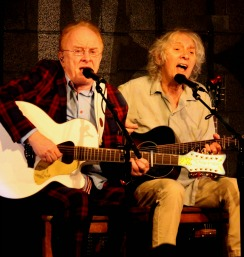 "<h2><Font color=""#5D87A1"">Albert Lee and Peter Asher (An intimate evening of songs and stories)"